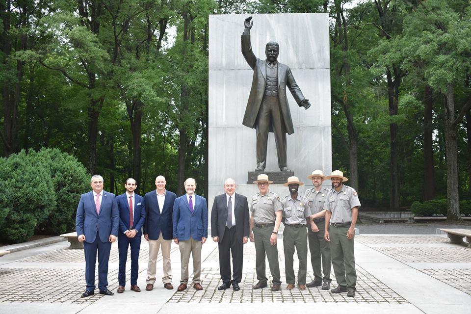 President of Armenia FoTRI