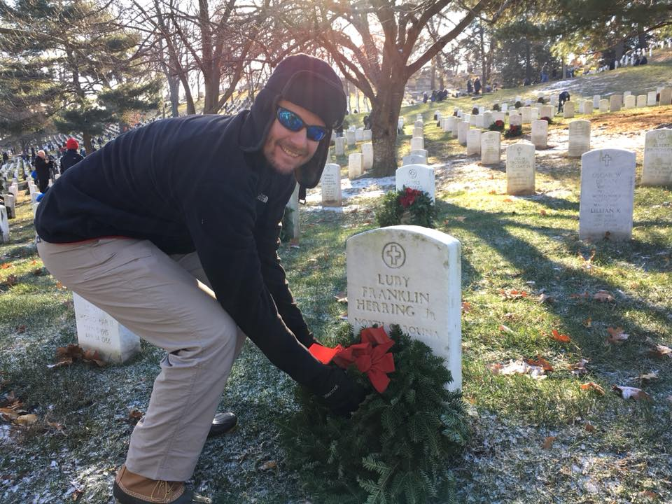 Wreaths for Heroes